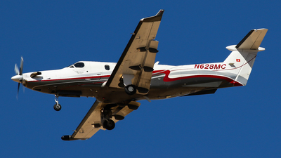 N628MC - Pilatus PC-12/45 - Private