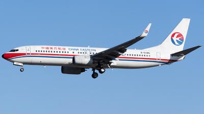 B-5086 - Boeing 737-89P - China Eastern Airlines