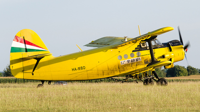 HA-MBD - PZL-Mielec An-2R - Szemp Air