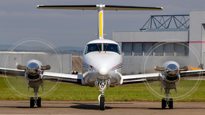 G-OLIV - Beechcraft B200 Super King Air - Dragonfly Aviation Services