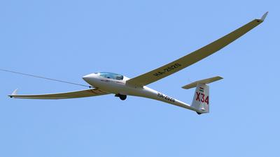 HA-2020 - Schleicher ASW-20F - Private
