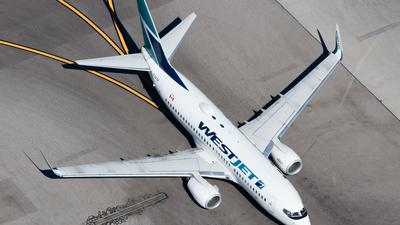 C-FWSF - Boeing 737-7CT - WestJet Airlines