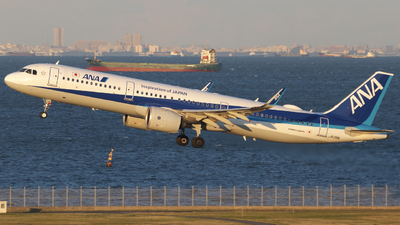 JA138A - Airbus A321-272N - All Nippon Airways (ANA)