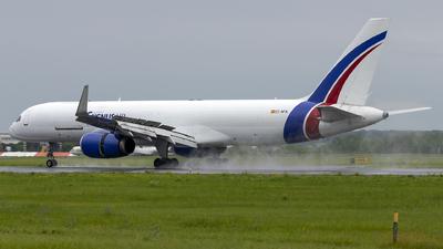 A picture of ECNFN - Boeing 757223(PCF) - Cygnus Air - © Loredana Cioclei