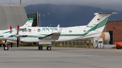 PNC-0255 - Beechcraft B300 King Air - Colombia - Police