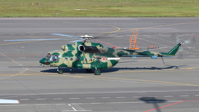RF-28515 - Mil Mi-8AMTSh Hip - Russia - Air Force