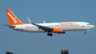 A picture of CFTLK - Boeing 7378K5 - [35143] - © PAUL LINK