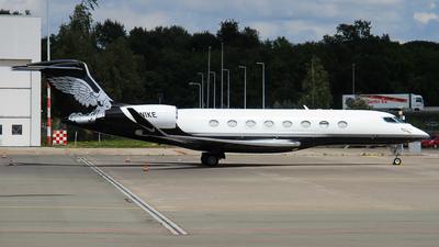N1KE - Gulfstream G650 - Private