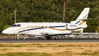 N819AP - Gulfstream G200 - Private