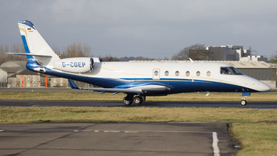 D-CGEP - Gulfstream G150 - Windrose Air