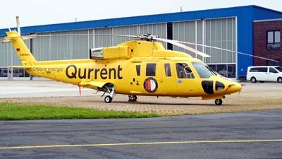 D-HHNH - Sikorsky S-76B - Heli Service