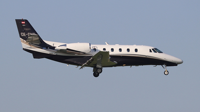 OE-GNP - Cessna 560XL Citation XLS Plus - ABC Bedarfsflug