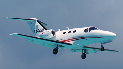 PJ-DOM - Cessna 510 Citation Mustang - Private