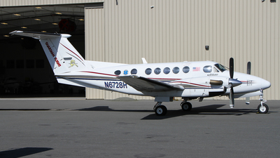 N6728H - Beechcraft B200 Super King Air - Guardian Flight