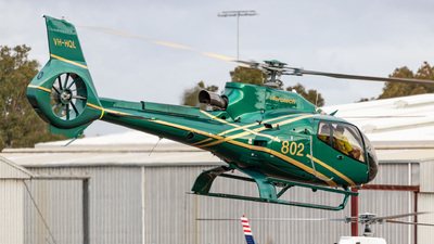 A picture of VHHQL - Airbus Helicopters H130 - [4672] - © CATHAY246