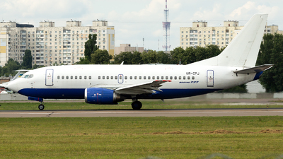 UR-CPJ - Boeing 737-524 - ATA Airlines [Iran]