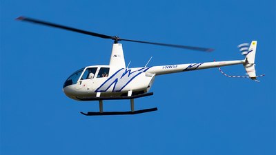 I-NWSF - Robinson R44 Clipper II - North West Service