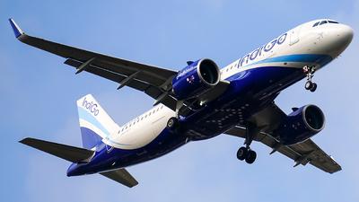 VT-IJW - Airbus A320-271N - IndiGo Airlines