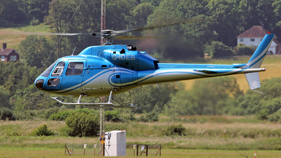 A picture of GIDEB - Airbus Helicopters AS355 Ecureuil - [5192] - © Stephen Duquemin