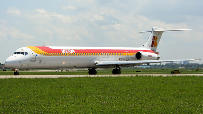EC-FLN - McDonnell Douglas MD-88 - Iberia