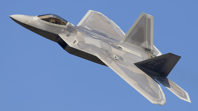 09-4179 - Lockheed Martin F-22A Raptor - United States - US Air Force (USAF)