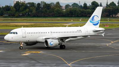 LY-VET - Airbus A319-112 - Avion Express