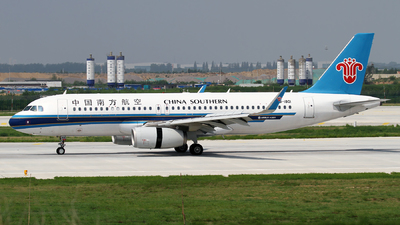 A picture of B1801 - Airbus A320232 - China Southern Airlines - © M.T