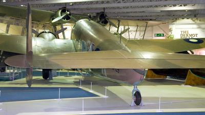 W2068 - Lockheed Hudson - United Kingdom - Royal Air Force (RAF)