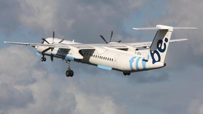 G-JECU - Bombardier Dash 8-Q402 - Flybe