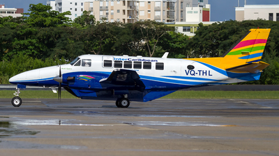 VQ-THL - Beech B99 Airliner - interCaribbean Airways