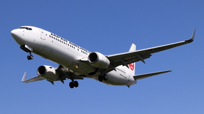 JA314J - Boeing 737-846 - Japan Airlines (JAL)