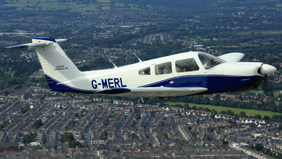 G-MERL - Piper PA-28RT-201 Arrow IV - Private