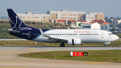OO-LTM - Boeing 737-3M8 - Korongo Airlines