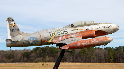 51-4505 - Lockheed T-33A Shooting Star - United States - US Air Force (USAF)