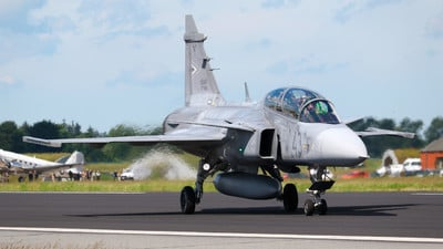 43 - Saab JAS-39D Gripen - Hungary - Air Force