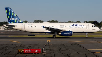 A picture of N571JB - Airbus A320232 - JetBlue Airways - © xuxinyi1000