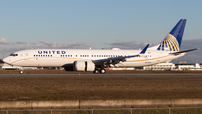 N37514 - Boeing 737-9 MAX - United Airlines