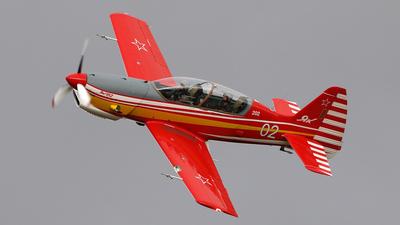 02 - Yakovlev Yak-152 - Yakovlev Design Bureau