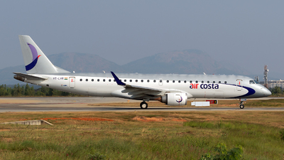 VT-LVR - Embraer 190-100STD - Air Costa