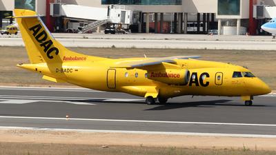 D-BADC - Dornier Do-328-310 Jet - ADAC Luftrettung (Aero-Dienst)