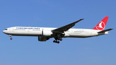 TC-JJJ - Boeing 777-3F2ER - Turkish Airlines