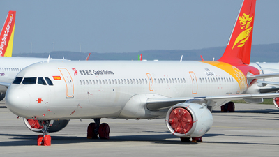 D-AZAV - Airbus A321-251NX - Capital Airlines