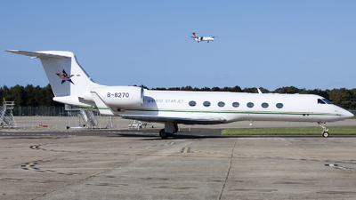 B-8270 - Gulfstream G550 - Star Jet