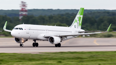 A picture of VPBOG - Airbus A320214 - S7 Airlines - © Sergey Popkov