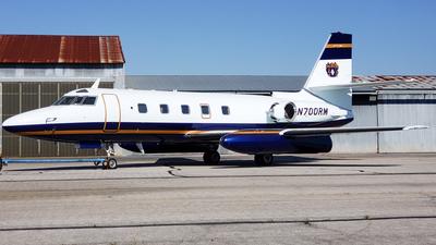 N700RM - Lockheed L-1329 JetStar II - Private