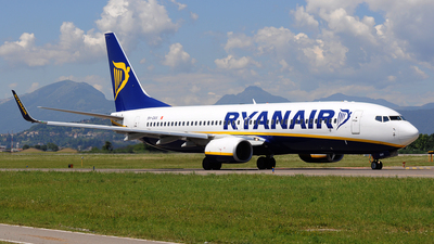 9H-QAX - Boeing 737-8AS - Ryanair (Malta Air)