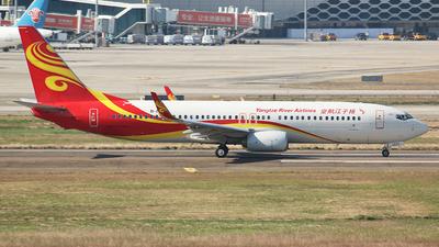 B-1577 - Boeing 737-8EH - Yangtze River Express