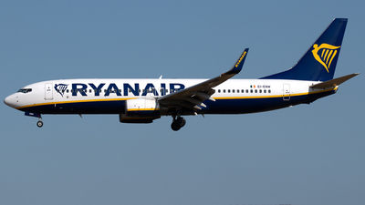 A picture of EIENW - Boeing 7378AS - Ryanair - © PAUL LINK