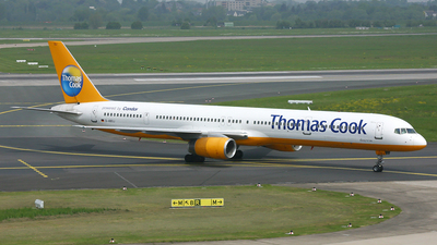 D-ABOJ - Boeing 757-330 - Thomas Cook Airlines