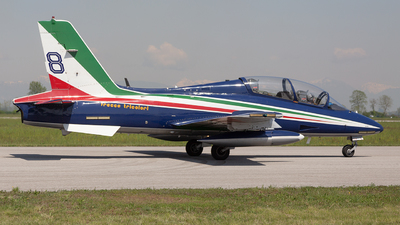 MM54514 - Aermacchi MB-339PAN - Italy - Air Force